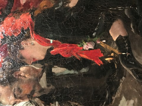 Omaggio d'amore a Manet