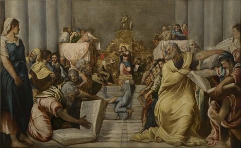 Tintoretto e Venezia. Quel che resta del genio