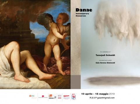 Danae - Contemporary Mannerism - Milano