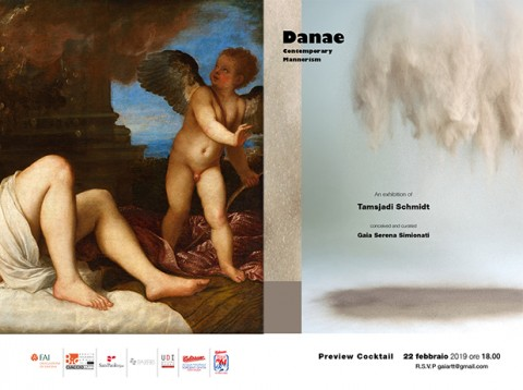 Danae - Contemporary Mannerism