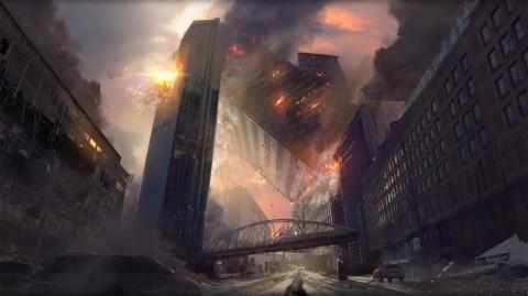The quake di John Andreas Andersen